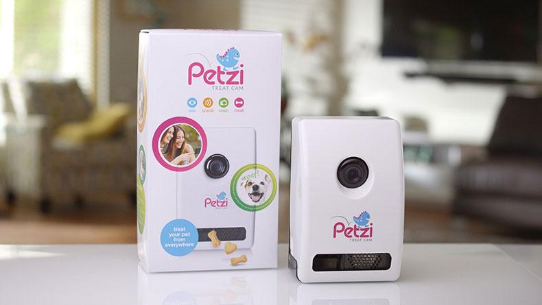 The Petzi Treat Camera