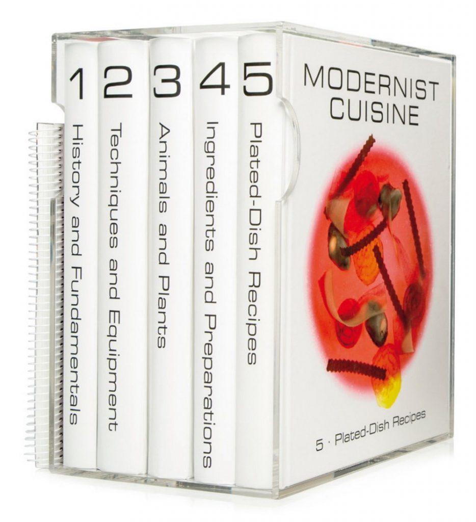 Modernist Cuisine - 5 volumes