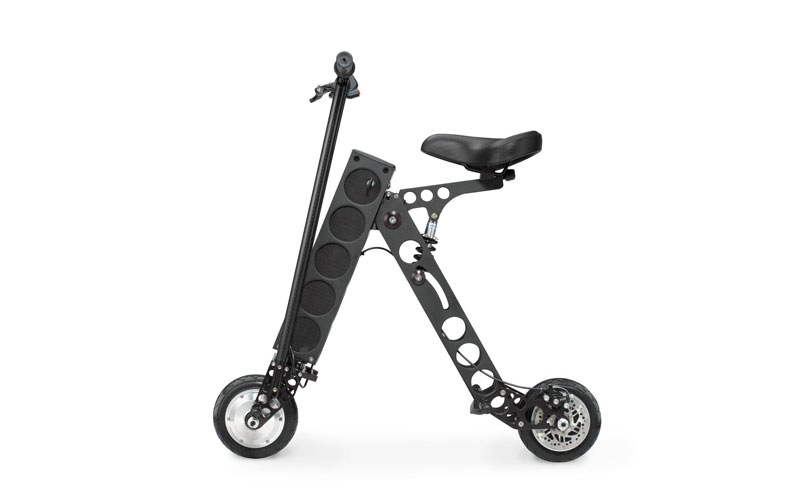 URB-E - A Portable Compact Electric Scooter