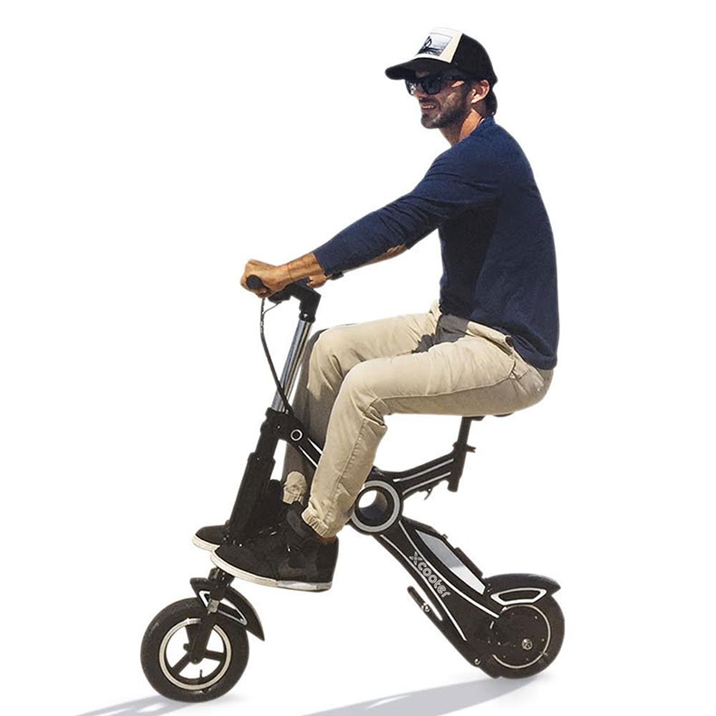 Urb E Electric Scooter Is The Best Way To Commute