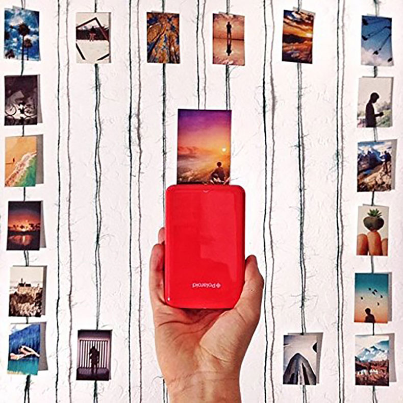 While not a phone case, the Polaroid Zip is an option to consider when looking at the Prynt.