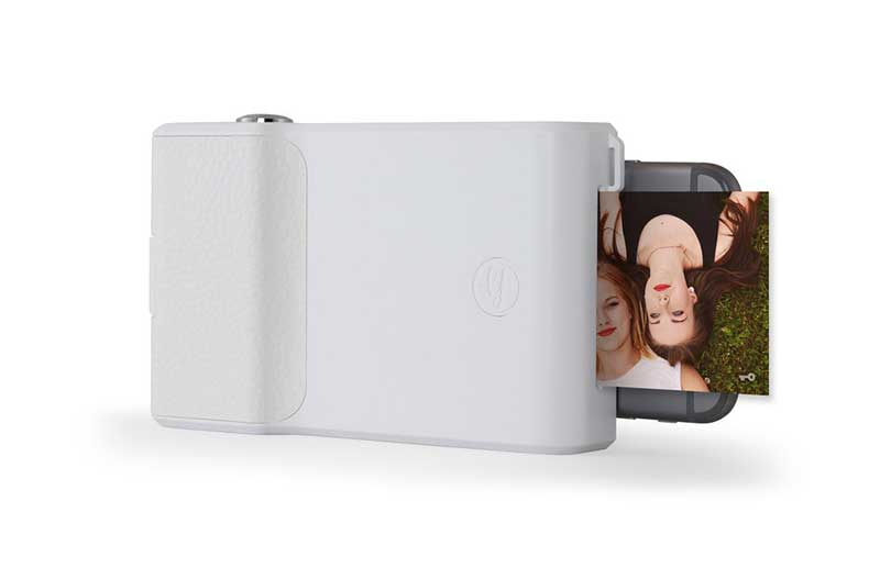 Prynt is like a Polaroid printer for your phone.